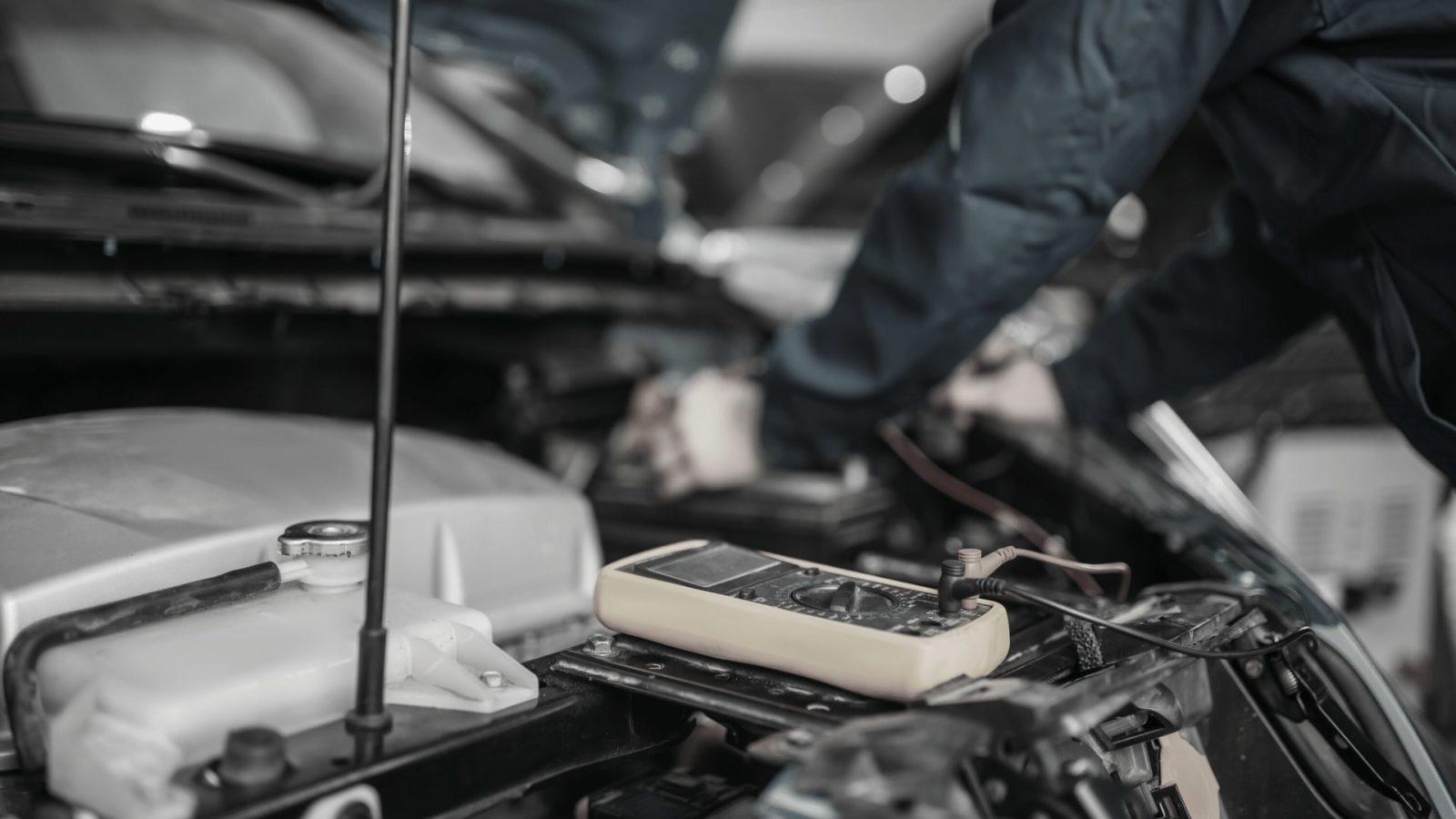 auto electrician caloundra